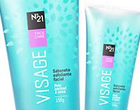 Visage N21 • Package