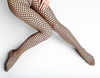 Studio Photography // Wolfords Tights