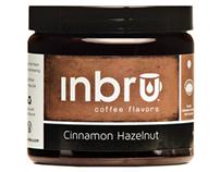 Inbru Coffee Flavoring Labels