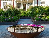 Rose Garden - Wij Trädgårdar - Ockelbo