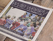 Wylie Weekly Publication Redesign