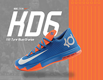 Kevin Durant Shoes (Nike)