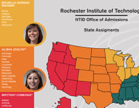 Flier Redesign: NTID Admissions State Assignment