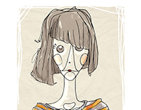 Veronica (Character design)