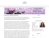 Blissful Life Website