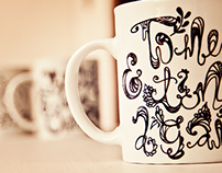 Message on a Mug