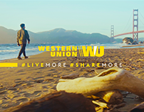 Western Union - #LiveMore #ShareMore