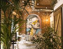 CAPANNA DEI NONNI / Mural