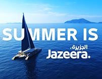 Jazeera Summer Campaign