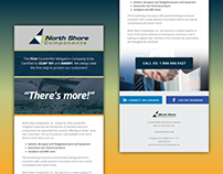 Email Marketing Design & Development - North Shore