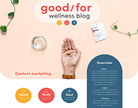 Care/of Content Marketing: Good/for