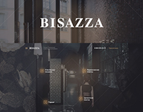 Landing page for Bisazza
