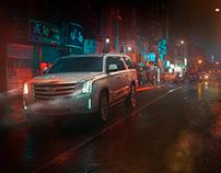 MY19 Cadillac Escalade