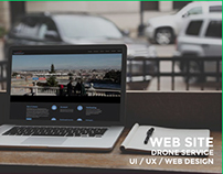 Web Site - Cinema Drone Service