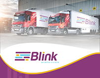 Blink / we deliver in a blink