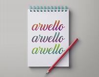 Arvello Gradient Logo