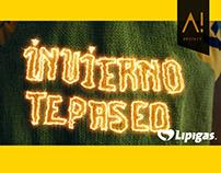 Lipigas / #PasarAgosto