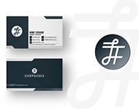 LINKFACTOR Logo & Branding Design