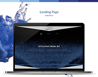 Water Decor - Landing Page