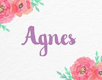 Agnes Typeface