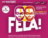 "Detroit Music Hall ""FELA!"""