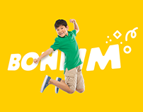Bonfim Festa - Branding