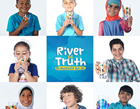 2018 Gold Award Brand Design - River of Truth Product