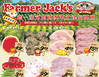Farmer Jack's Marketing and Advertising Collateral