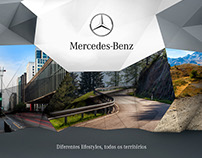 Mercedes-Benz - SUVs Launch / Reveal in Brazil