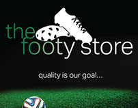 The Footy Store - Branding Project