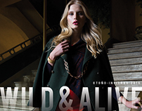 Wild & Alive Fall-Winter 2016 Ad Campaign