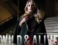 Wild & Alive Fall-Winter 2016 Ad Campaign