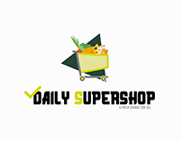 Daily Supershop Logo Design