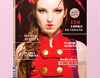 Tout Mode Magazine - Proyecto Editorial