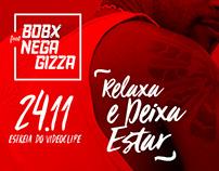 Bobx feat Nega Gizza - Relaxa e Deixa Estar