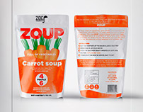 ZOUP - soup packaging