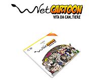 W-Net Cartoon