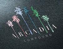 Arcadia Compound Branding