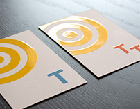 Brand and corporate identity for TPOINT
