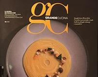 grandeCucina Magazine. Inkiostro/Terry Giacomello