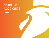 Logo and branding for Dadlim