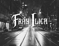 FRAY ILICH / Identidad