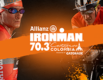 Allianz Ironman Cartagena by Gatorade