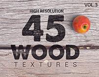 45 Wood Textures Vol3