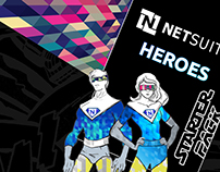 NETSUITE HEROES-Welcome pack