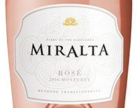 Miralta Wine Packaging