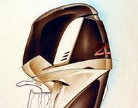 Hand rendering - Industrial design