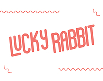 Lucky Rabbit // Bar and Game Room