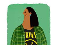 Nirvana y Yo - Autorretrato