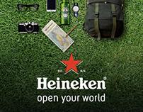 Heineken proposal